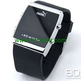 mens watches puma led watch new was sold for r22500 on